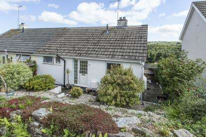 4 Bedrooms Semi Detached House for sale in Tresillian, Truro, Cornwall