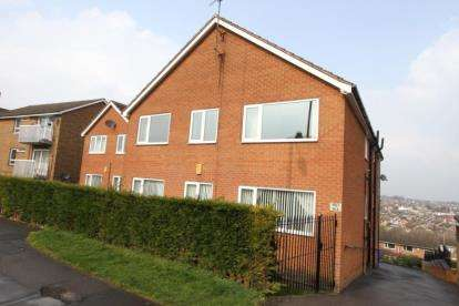 2 Bedrooms Flat for sale in Gleadless Road, Sheffield, South Yorkshire