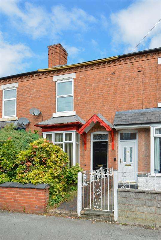 2 Bedrooms Terraced House for sale in St. Marys Road, Bearwood