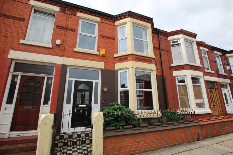 3 Bedrooms Terraced House for sale in Mauretania Road, Walton, Liverpool, L4