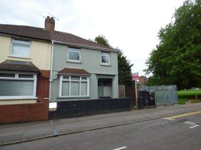 3 Bedrooms Semi Detached House for sale in Plymouth Street, Swindon, Wiltshire