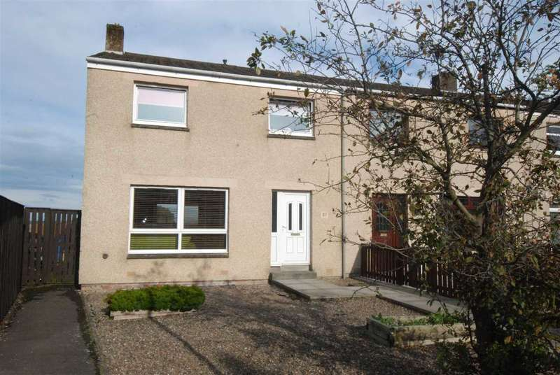 3 Bedrooms End Of Terrace House for sale in Gilmour Street, Cowdenbeath
