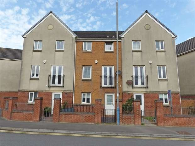 3 Bedrooms Town House for sale in Jersey Quay, Port Talbot, West Glamorgan