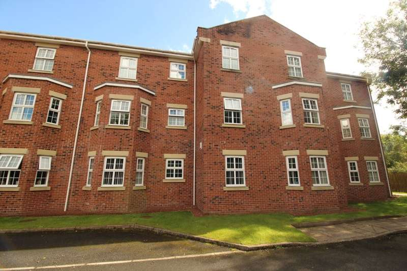 2 Bedrooms Flat for sale in Rymers Court, Darlington, DL1