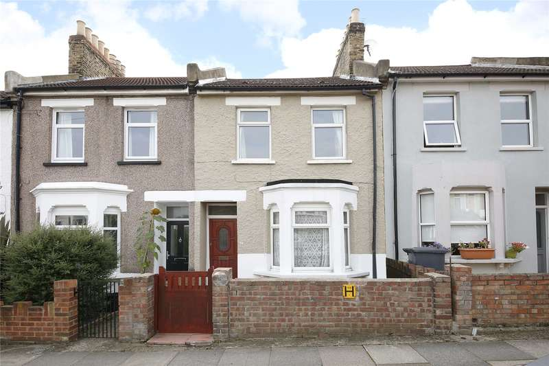 3 Bedrooms Terraced House for sale in Crampton Road, London