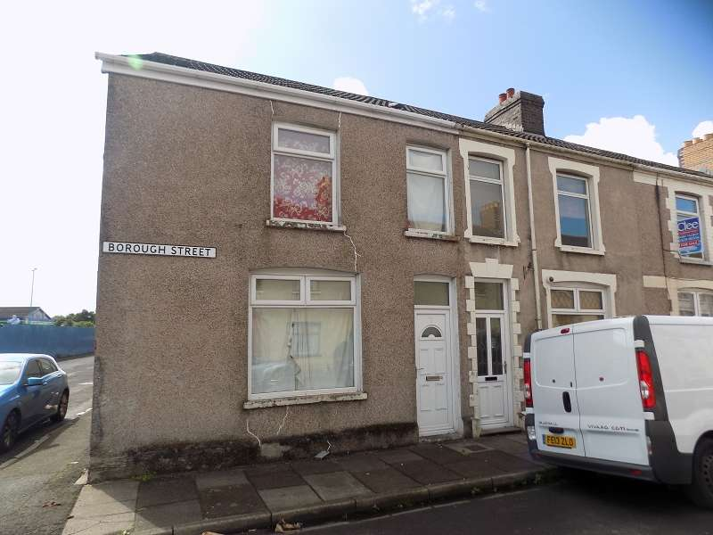 2 Bedrooms End Of Terrace House for sale in Borough Street, Aberavon, Port Talbot, Neath Port Talbot. SA12 6NW