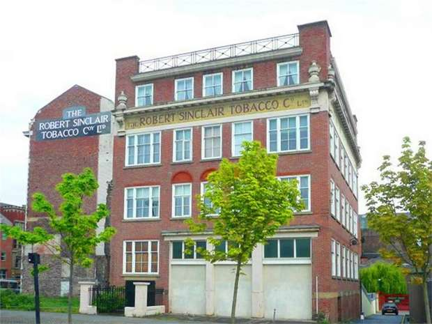 1 Bedroom Flat for sale in Blenheim House, Newcastle Upon Tyne, Tyne and Wear, UK