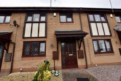3 Bedrooms Terraced House for sale in New Wellington Close, Mill Hill, Blackburn, Lancashire