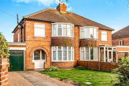3 Bedrooms Semi Detached House for sale in Osbaldwick Lane, York, North Yorkshire, England
