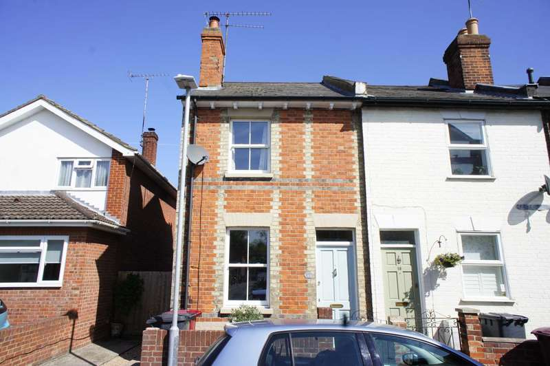 3 Bedrooms End Of Terrace House for sale in Champion Road, Caversham