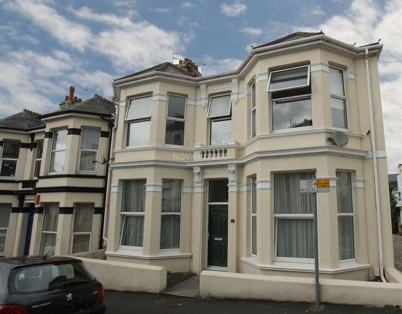 1 Bedroom Flat for sale in Pentillie Road, Mutley, PL4 6QL