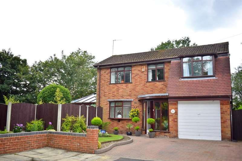 4 Bedrooms Detached House for sale in Heywood Hall Road, Heywood, OL10 4UZ
