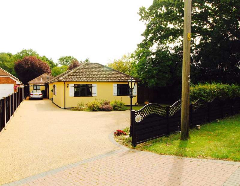 4 Bedrooms Bungalow for sale in Oakbank, Ardleigh Road, Dedham, Colchester