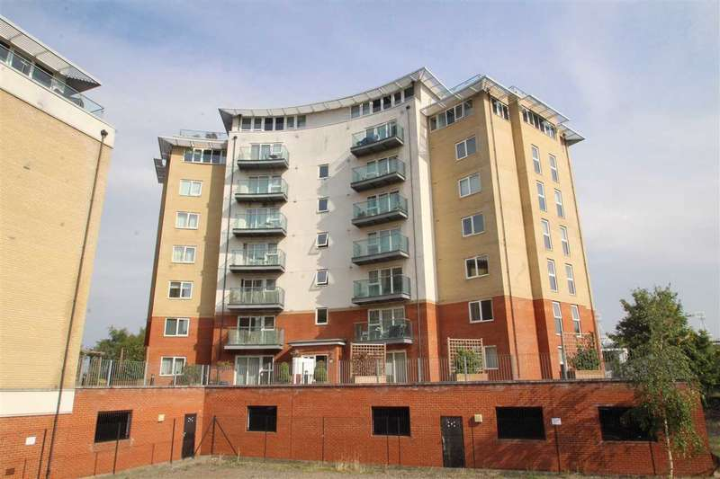 1 Bedroom Apartment Flat for sale in Centrums Court, 2 Pooleys Yard, Ipswich