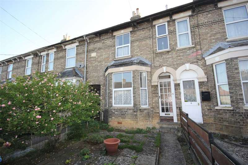 3 Bedrooms Terraced House for sale in Stanley Road, Sudbury