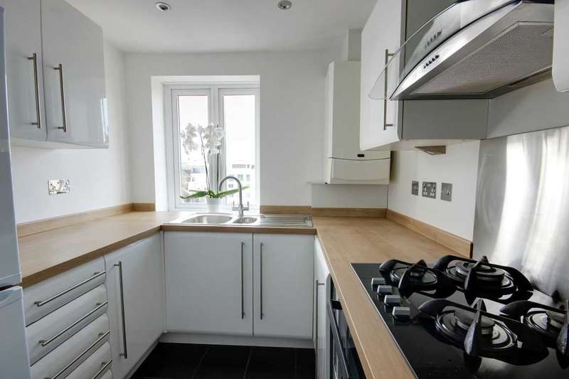 2 Bedrooms Apartment Flat for sale in St James Street, Brighton