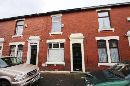 2 Bedrooms Terraced House for sale in Woodbine Road, Revidge, Blackburn, Lancashire, BB2