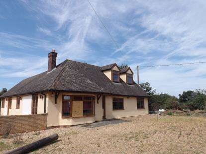 4 Bedrooms House for sale in Thorncote Green, Hatch, Sandy, Bedfordshire