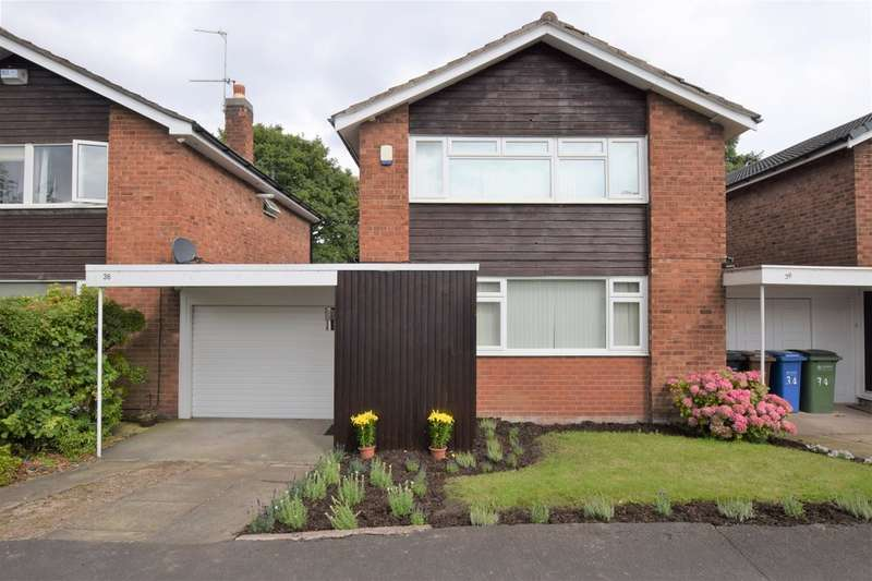 3 Bedrooms Semi Detached House for sale in Henley Avenue, Cheadle Hulme