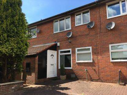 1 Bedroom Flat for sale in Haighton Court, Fulwood, Preston, Lancashire, PR2