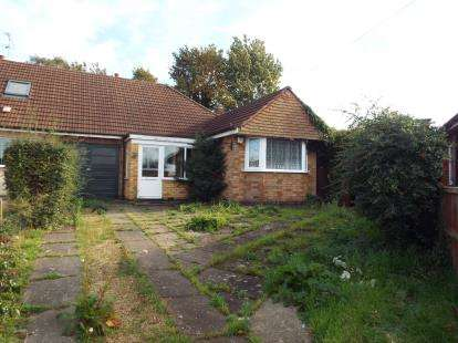 3 Bedrooms Bungalow for sale in Campbell Avenue, Thurmaston, Leicester, Leicestershire