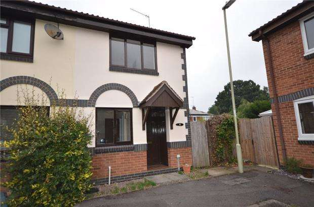2 Bedrooms End Of Terrace House for sale in Church View, Yateley, Hampshire