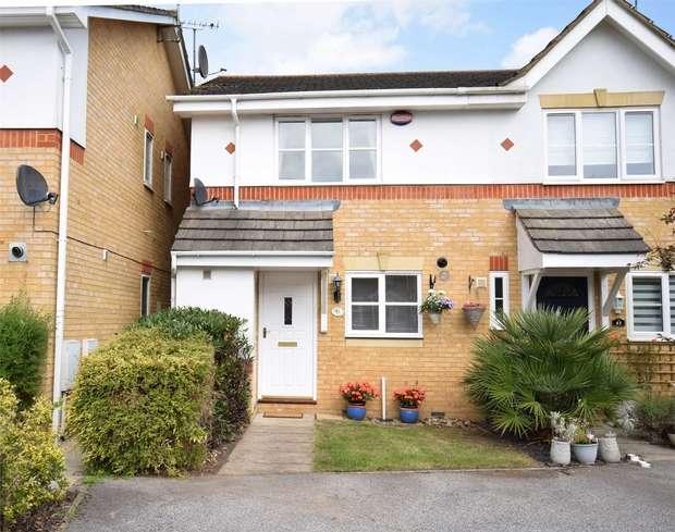 2 Bedrooms Semi Detached House for sale in Long Meadow, Riverhead, Sevenoaks, Kent