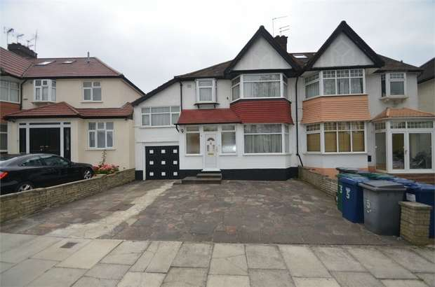 5 Bedrooms Semi Detached House for sale in Glendor Gardens, Mill Hill