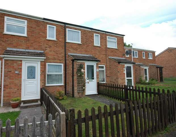 2 Bedrooms Terraced House for sale in Redland Way, Aylesbury, Buckinghamshire