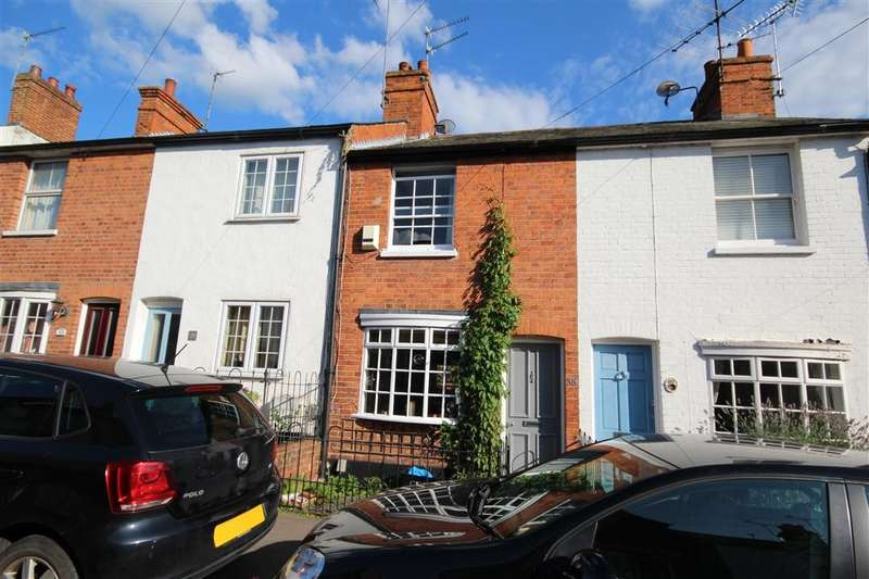 2 Bedrooms Terraced House for sale in Brook Street, Twyford, Reading, RG10