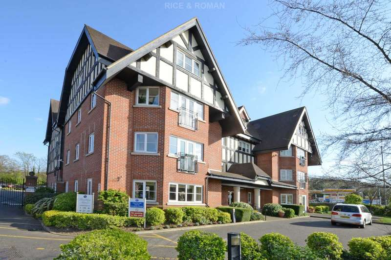 1 Bedroom Retirement Property for sale in Hinchley Manor, Hinchley Wood