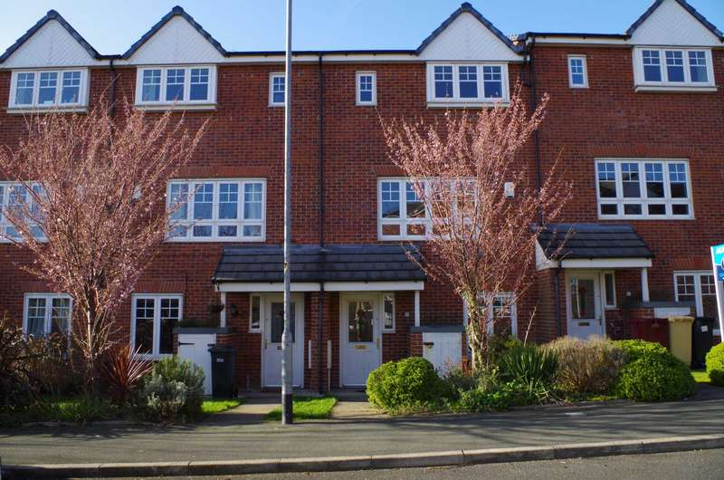 3 Bedrooms Town House for sale in Evergreen Avenue, Horwich