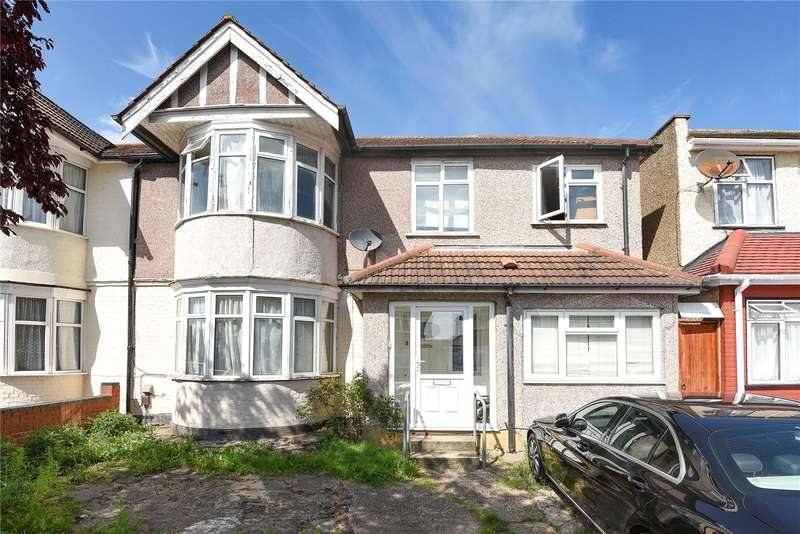 6 Bedrooms End Of Terrace House for sale in Rowland Avenue, Harrow, Middlesex, HA3
