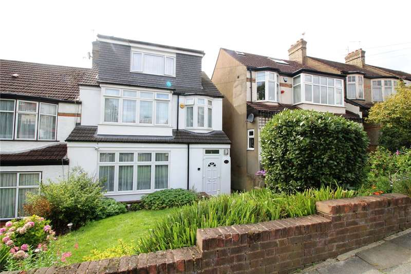 5 Bedrooms End Of Terrace House for sale in Ridgeway Avenue, East Barnet, Hertforshire, EN4