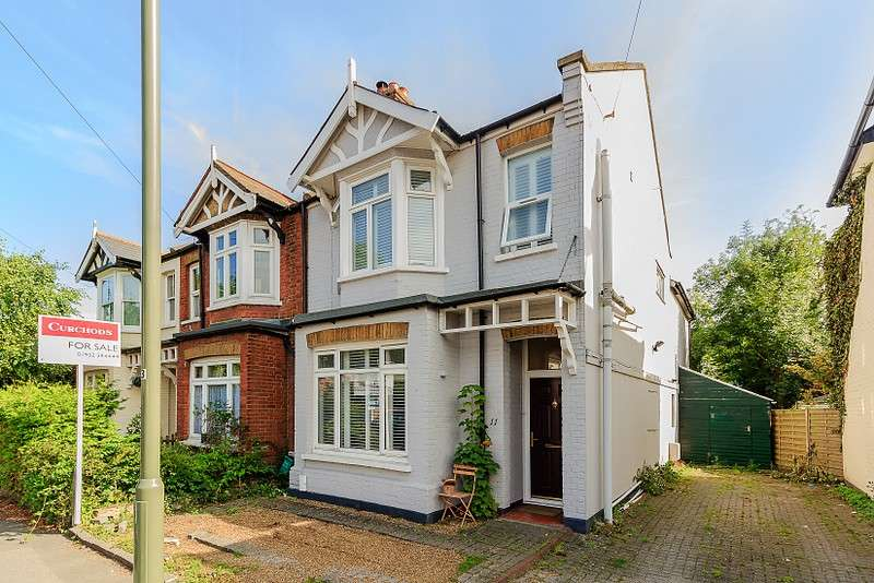 3 Bedrooms End Of Terrace House for sale in Addlestone