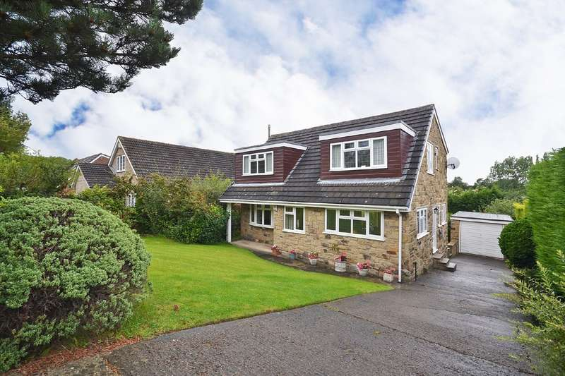 4 Bedrooms Detached House for sale in The Mount, Wakefield