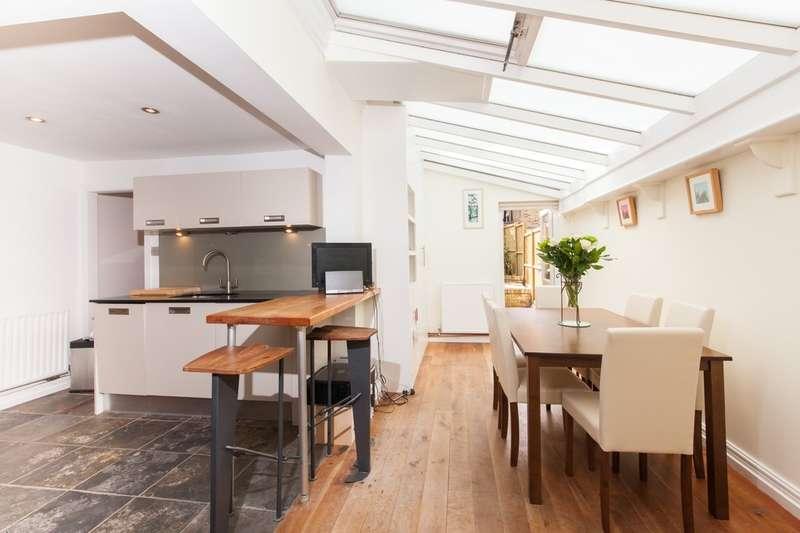 2 Bedrooms Flat for sale in Mallinson Road, Battersea, London