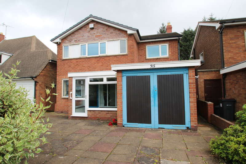 3 Bedrooms Detached House for sale in Quinton Road, Harborne
