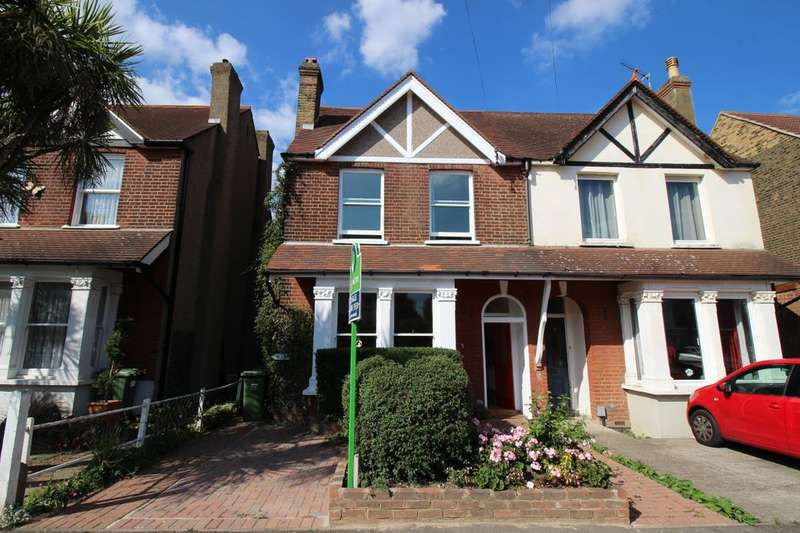 3 Bedrooms Semi Detached House for sale in Pelham Road, Bexleyheath, DA7