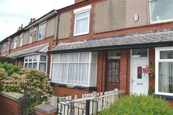 2 Bedrooms Terraced House for sale in St Helens Road, Pennington