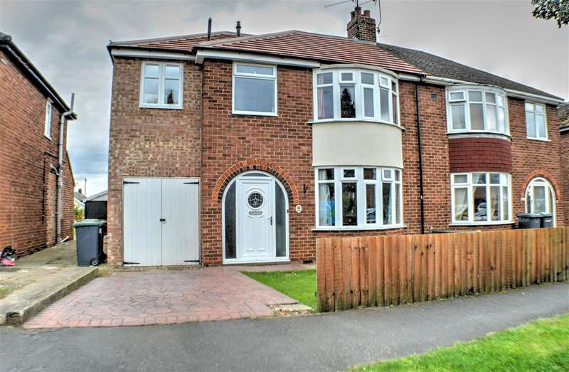 5 Bedrooms Semi Detached House for sale in North Parade, Sleaford