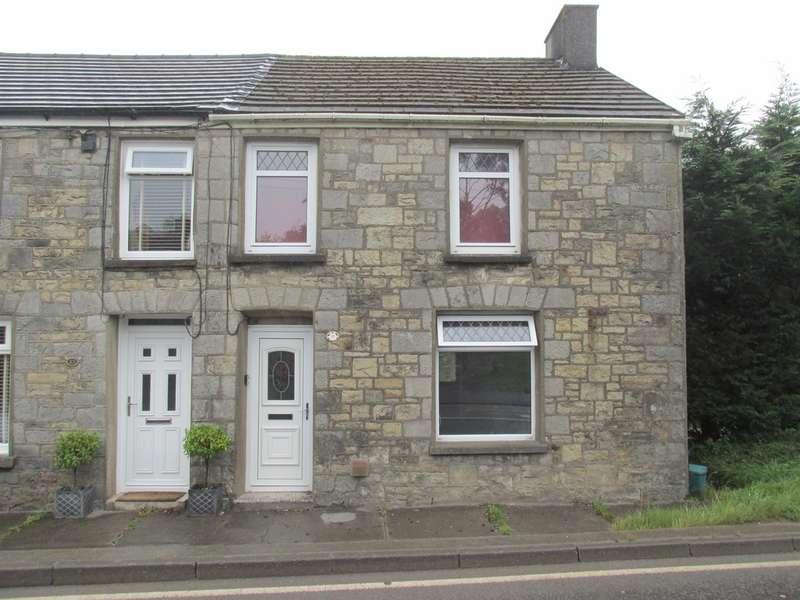 2 Bedrooms Semi Detached House for sale in Pontpren, Penderyn, Aberdare