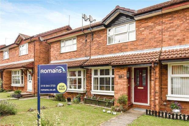2 Bedrooms Terraced House for sale in Hurricane Way, Woodley, Reading