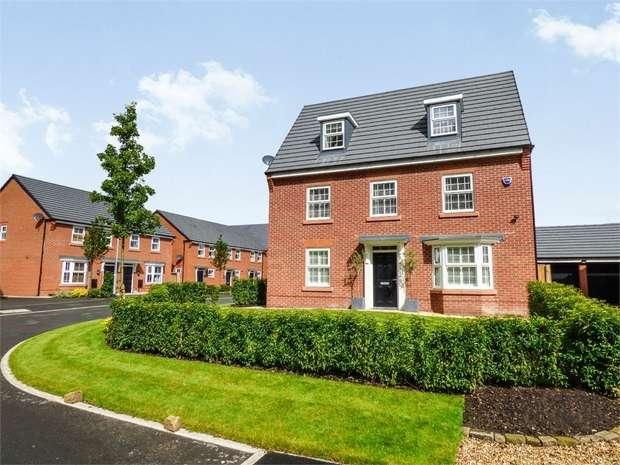 5 Bedrooms Detached House for sale in Mosses Farm Road, Longridge, Preston, Lancashire