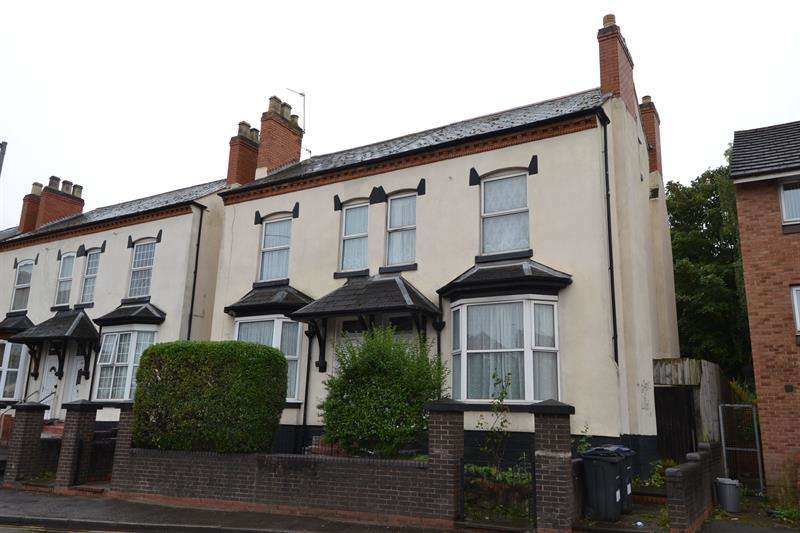 4 Bedrooms Semi Detached House for sale in Edgbaston Road, Balsall Heath