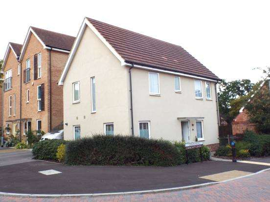 3 Bedrooms Detached House for sale in Bracknell, Berkshire