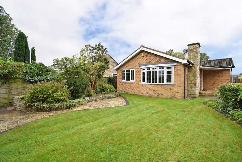 2 Bedrooms Detached Bungalow for sale in Towers Lane, Crofton