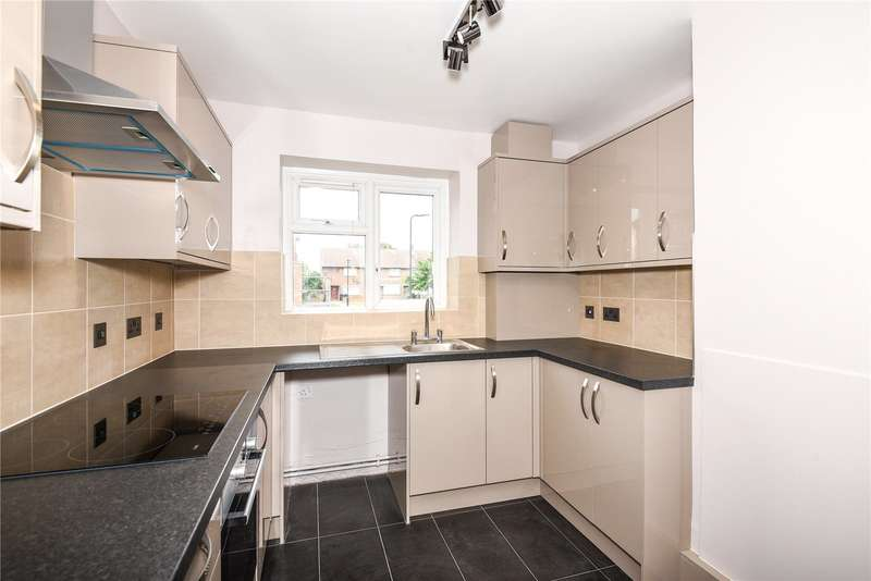 2 Bedrooms Apartment Flat for sale in Elm Tree Close, Northolt, Middlesex, UB5