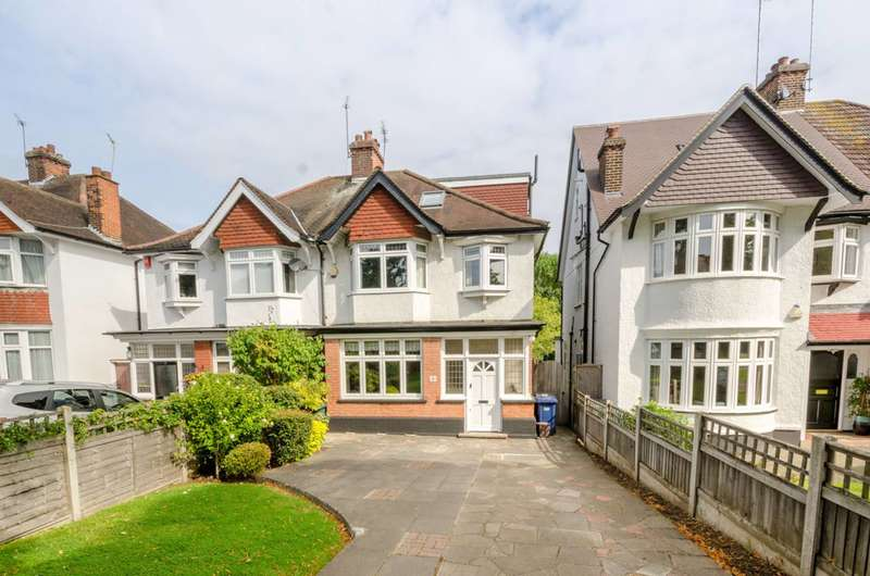 5 Bedrooms House for rent in Torrington Park, North Finchley, N12