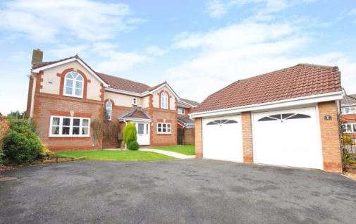 4 Bedrooms Detached House for sale in Greenmead Close, Cottam, Preston, PR4
